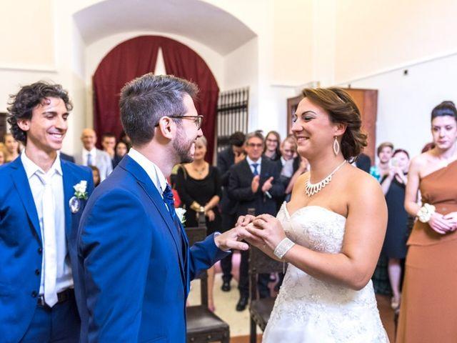 Il matrimonio di Alessandro e Giulia a Villafranca di Verona, Verona 11