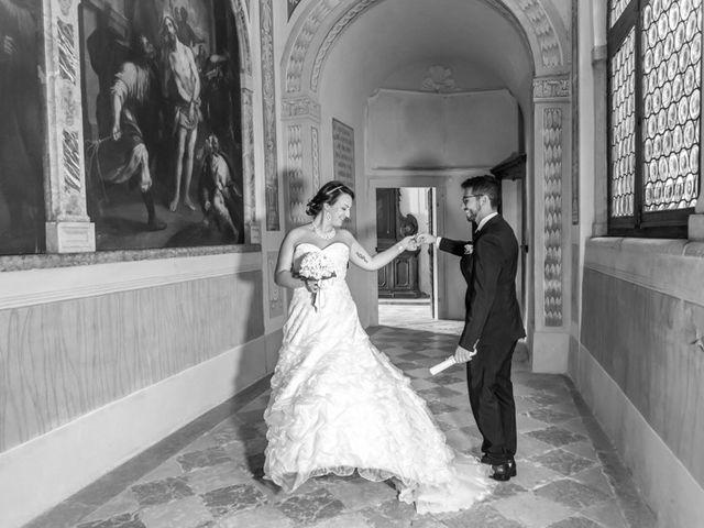 Il matrimonio di Alessandro e Giulia a Villafranca di Verona, Verona 13