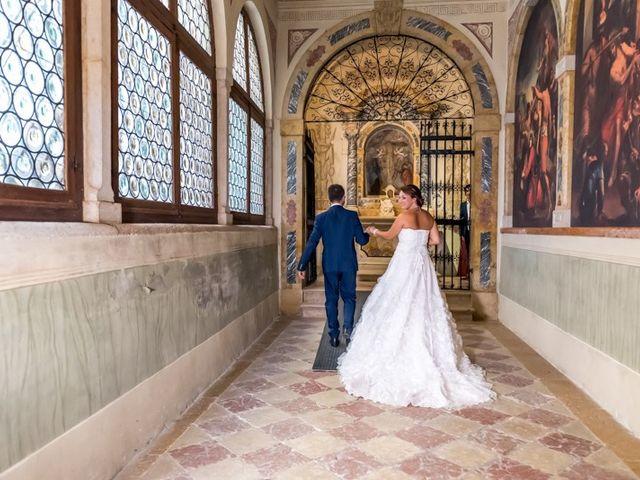 Il matrimonio di Alessandro e Giulia a Villafranca di Verona, Verona 14