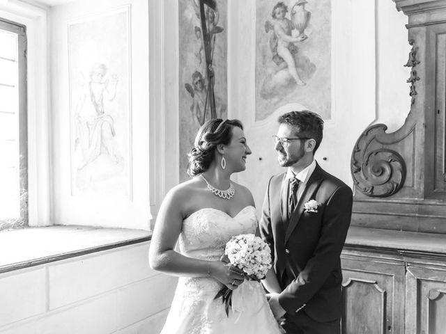 Il matrimonio di Alessandro e Giulia a Villafranca di Verona, Verona 15