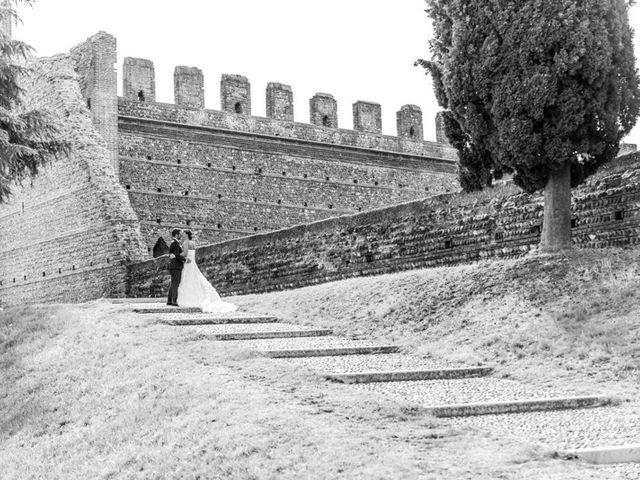 Il matrimonio di Alessandro e Giulia a Villafranca di Verona, Verona 18