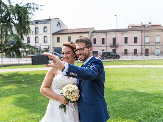 Il matrimonio di Alessandro e Giulia a Villafranca di Verona, Verona 21