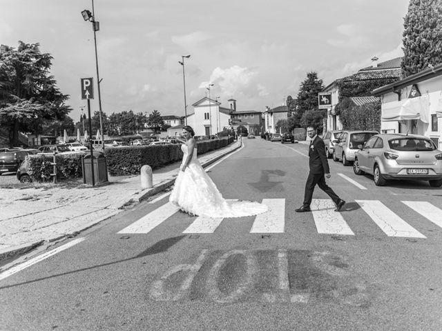 Il matrimonio di Alessandro e Giulia a Villafranca di Verona, Verona 25