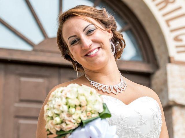Il matrimonio di Alessandro e Giulia a Villafranca di Verona, Verona 28