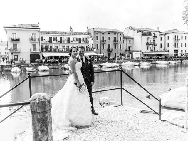 Il matrimonio di Alessandro e Giulia a Villafranca di Verona, Verona 29