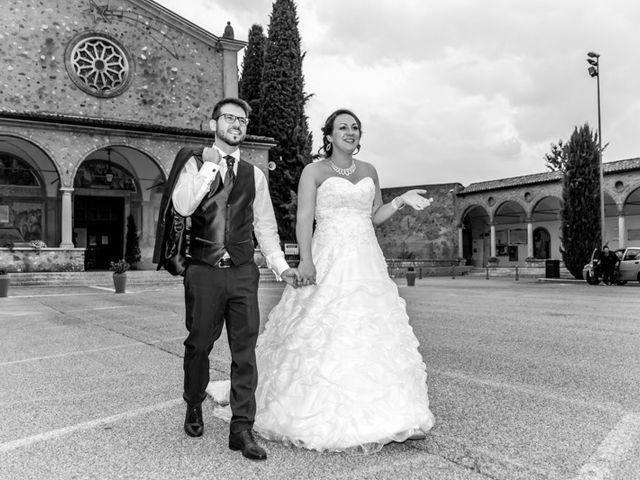 Il matrimonio di Alessandro e Giulia a Villafranca di Verona, Verona 40
