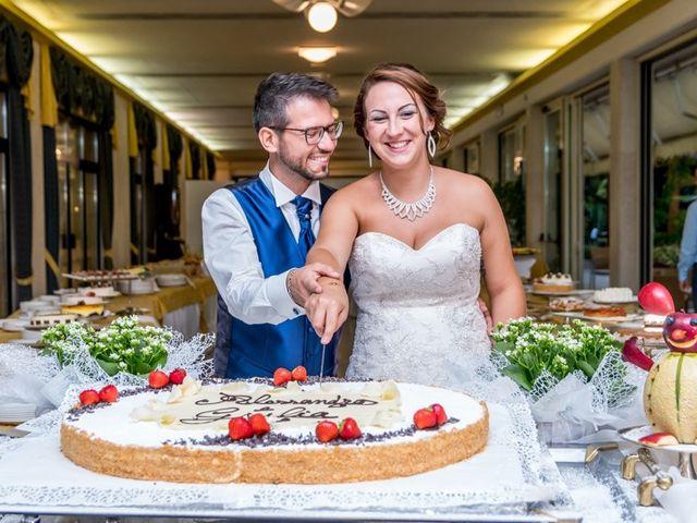 Il matrimonio di Alessandro e Giulia a Villafranca di Verona, Verona 41