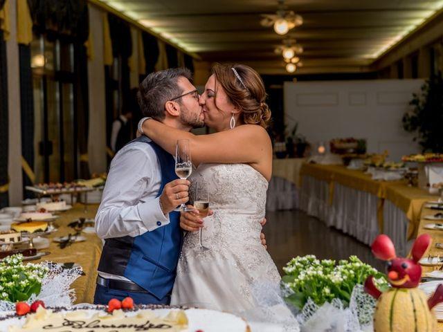 Il matrimonio di Alessandro e Giulia a Villafranca di Verona, Verona 42