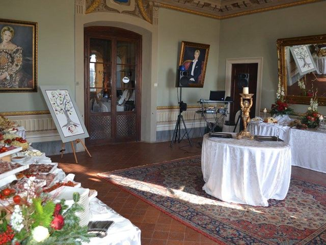 Il matrimonio di Alfonso e Elena a Casciana Terme, Pisa 3