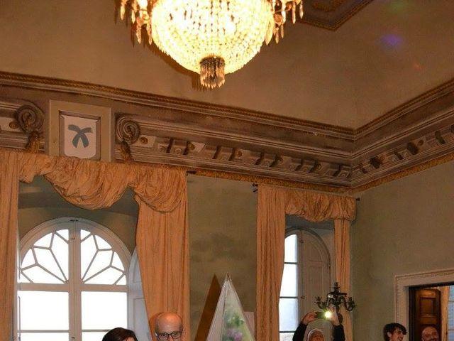 Il matrimonio di Alfonso e Elena a Casciana Terme, Pisa 2