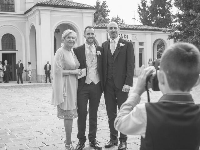 Il matrimonio di Giuseppe e Valentina a Casalpusterlengo, Lodi 4