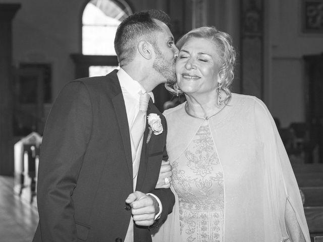 Il matrimonio di Giuseppe e Valentina a Casalpusterlengo, Lodi 7