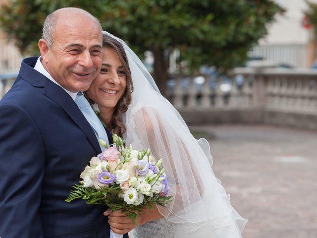 Il matrimonio di Giuseppe e Valentina a Casalpusterlengo, Lodi 12
