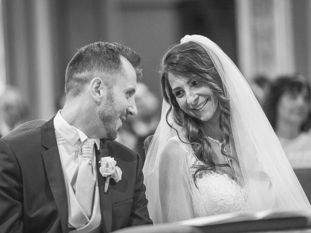 Il matrimonio di Giuseppe e Valentina a Casalpusterlengo, Lodi 13