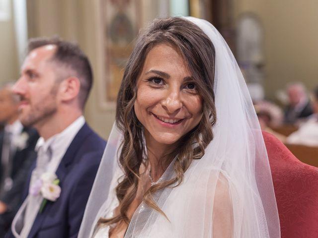 Il matrimonio di Giuseppe e Valentina a Casalpusterlengo, Lodi 15