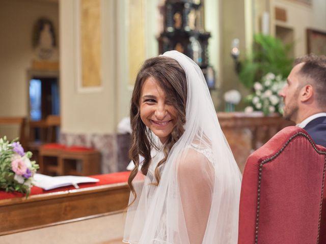 Il matrimonio di Giuseppe e Valentina a Casalpusterlengo, Lodi 17