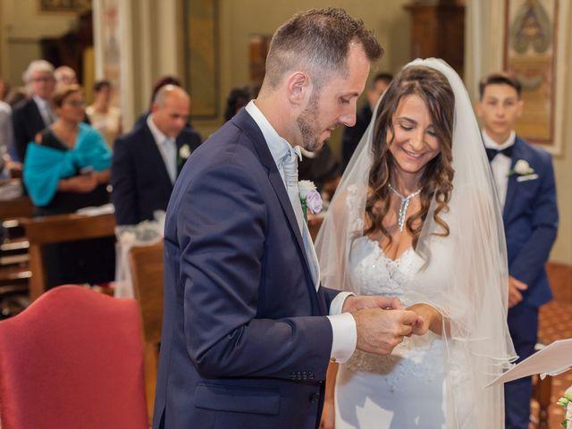 Il matrimonio di Giuseppe e Valentina a Casalpusterlengo, Lodi 19
