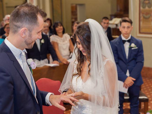 Il matrimonio di Giuseppe e Valentina a Casalpusterlengo, Lodi 20