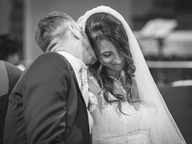 Il matrimonio di Giuseppe e Valentina a Casalpusterlengo, Lodi 25