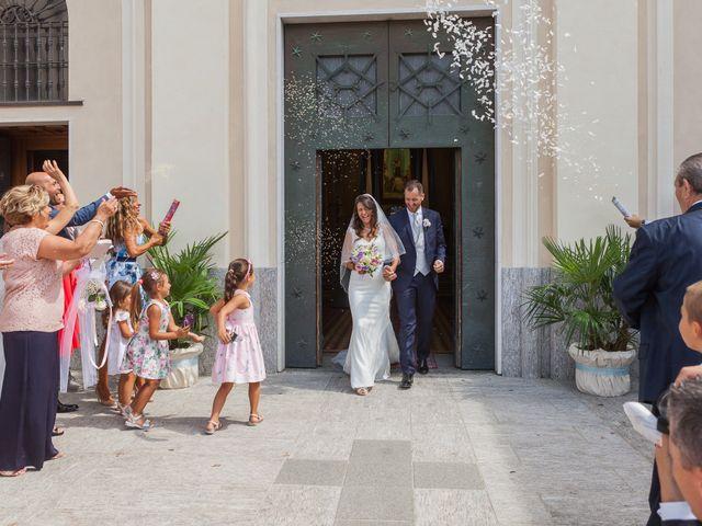 Il matrimonio di Giuseppe e Valentina a Casalpusterlengo, Lodi 32