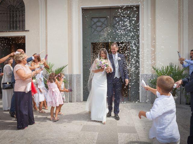 Il matrimonio di Giuseppe e Valentina a Casalpusterlengo, Lodi 1