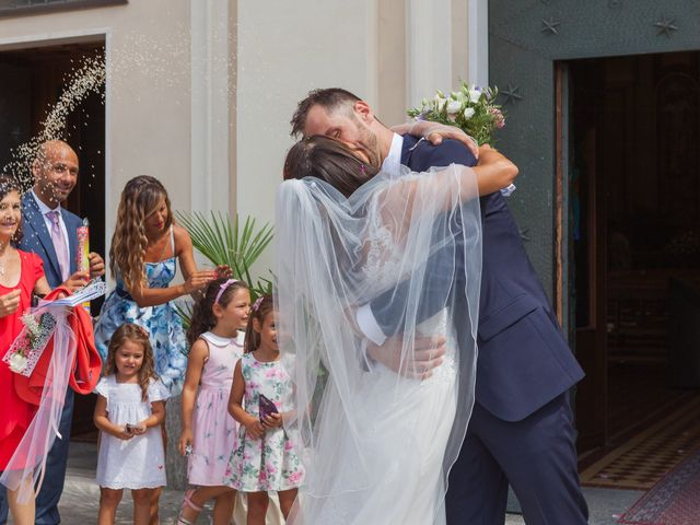 Il matrimonio di Giuseppe e Valentina a Casalpusterlengo, Lodi 33