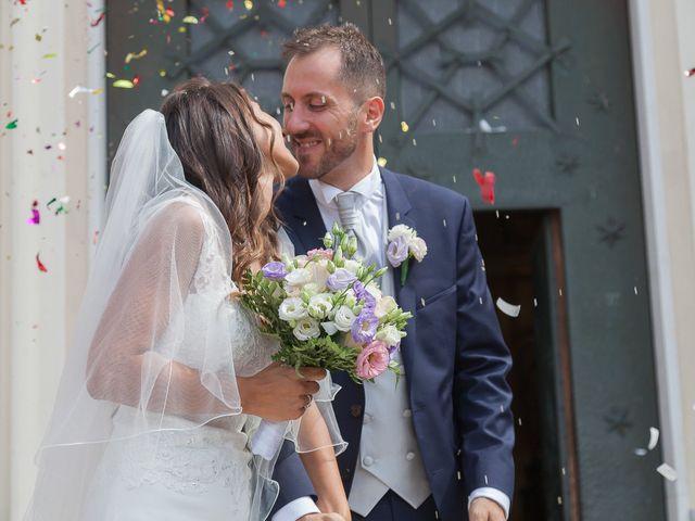 Il matrimonio di Giuseppe e Valentina a Casalpusterlengo, Lodi 34