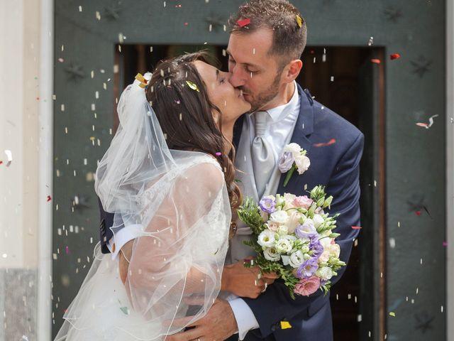 Il matrimonio di Giuseppe e Valentina a Casalpusterlengo, Lodi 35