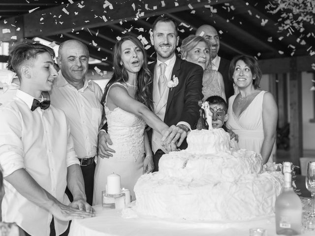 Il matrimonio di Giuseppe e Valentina a Casalpusterlengo, Lodi 55