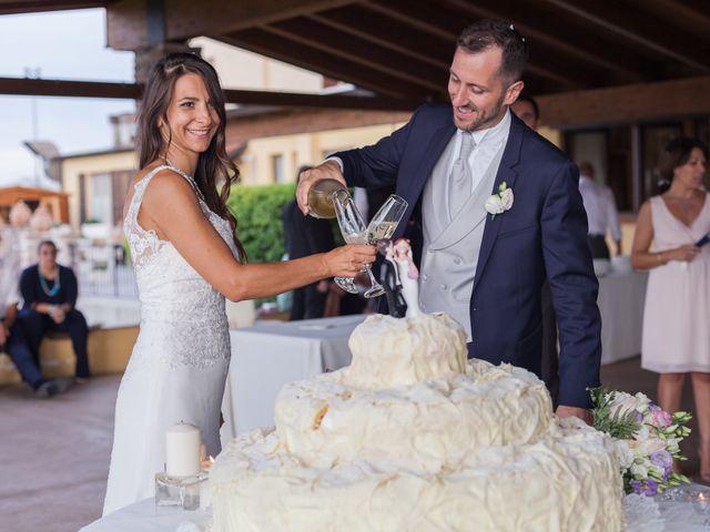 Il matrimonio di Giuseppe e Valentina a Casalpusterlengo, Lodi 56