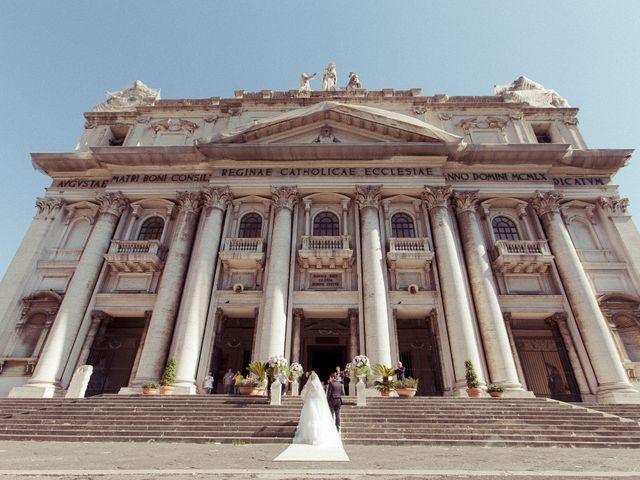 Il matrimonio di Francesco e Angela a Napoli, Napoli 1