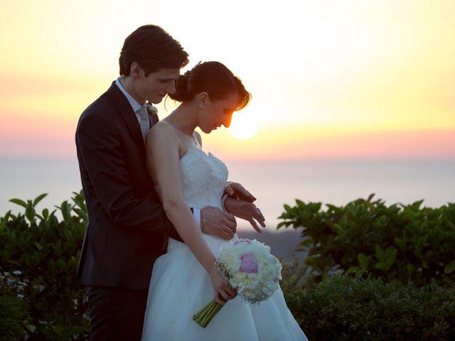 Il matrimonio di Francesco e Angela a Napoli, Napoli 2