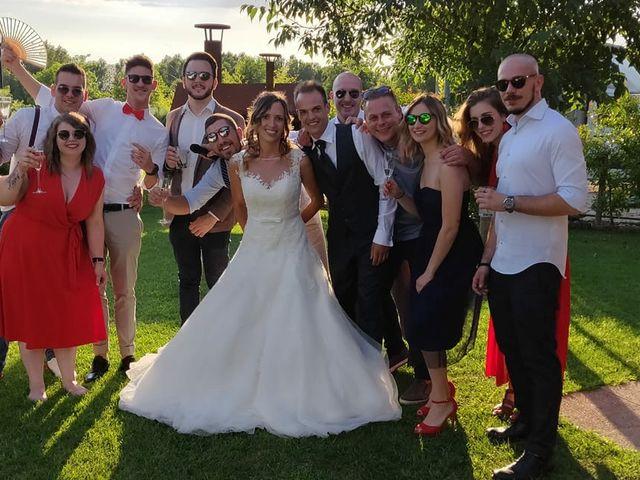 Il matrimonio di Mattia Momesso e Serena Reggiani a Ormelle, Treviso 1