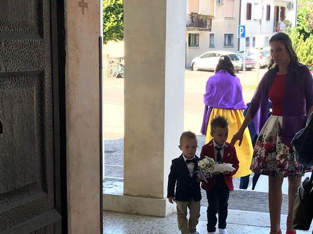 Il matrimonio di Mattia Momesso e Serena Reggiani a Ormelle, Treviso 9