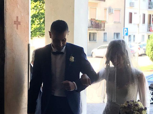 Il matrimonio di Mattia Momesso e Serena Reggiani a Ormelle, Treviso 10