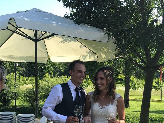 Il matrimonio di Mattia Momesso e Serena Reggiani a Ormelle, Treviso 13