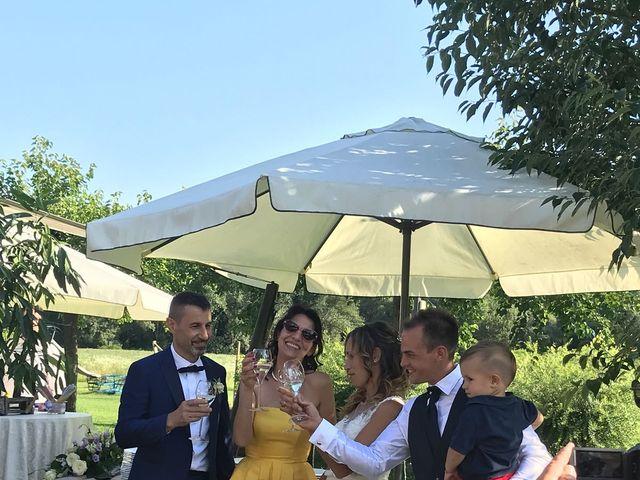 Il matrimonio di Mattia Momesso e Serena Reggiani a Ormelle, Treviso 15