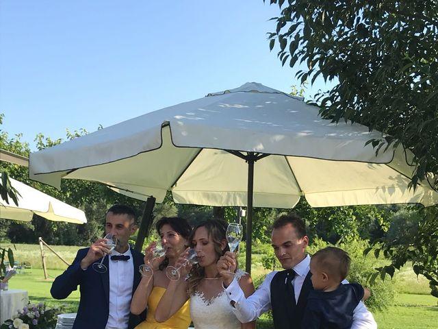 Il matrimonio di Mattia Momesso e Serena Reggiani a Ormelle, Treviso 16