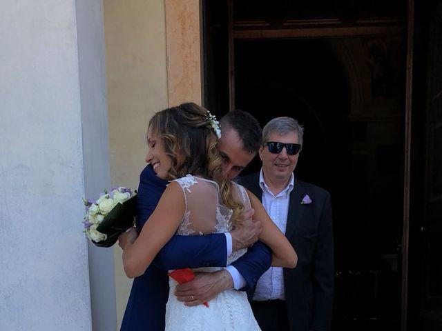 Il matrimonio di Mattia Momesso e Serena Reggiani a Ormelle, Treviso 21