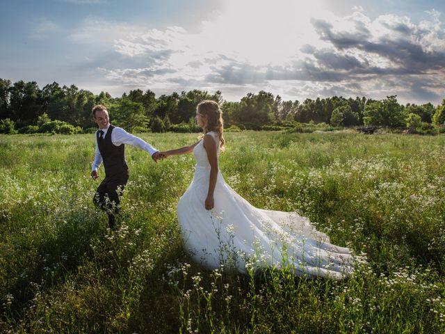 Il matrimonio di Mattia Momesso e Serena Reggiani a Ormelle, Treviso 23