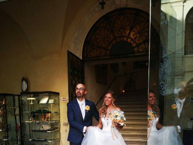 Il matrimonio di Davide e Eleonora a Bevilacqua, Verona 3
