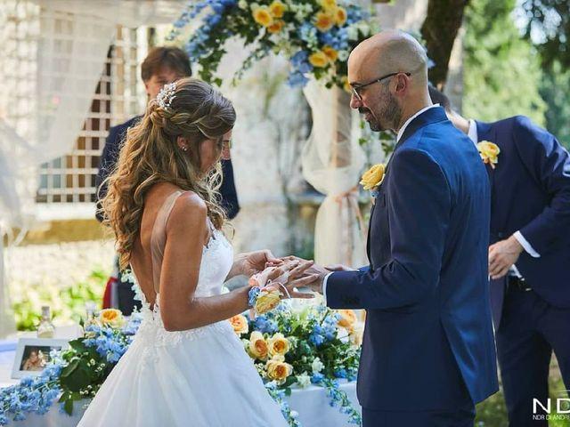 Il matrimonio di Davide e Eleonora a Bevilacqua, Verona 1