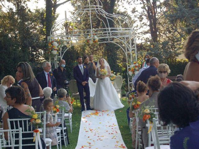 Il matrimonio di Dario e Ilaria a Inveruno, Milano 6