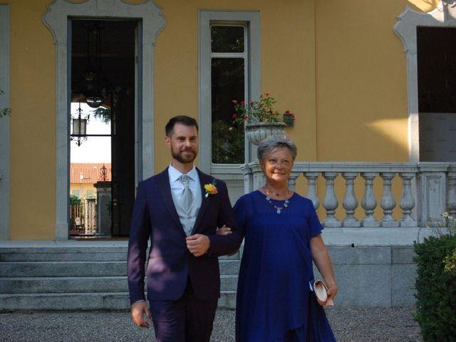 Il matrimonio di Dario e Ilaria a Inveruno, Milano 9
