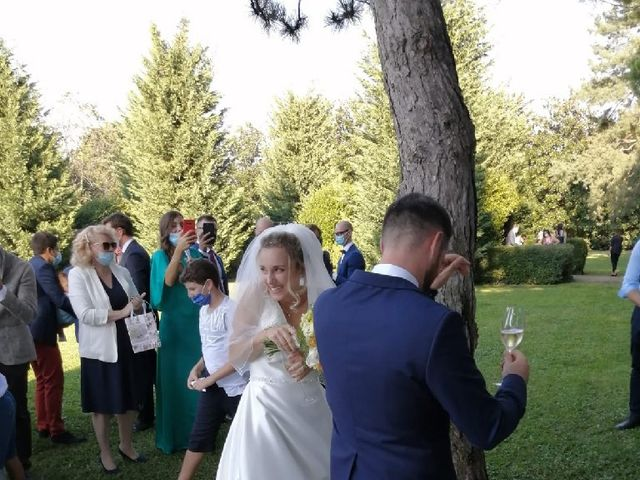 Il matrimonio di Dario e Ilaria a Inveruno, Milano 15