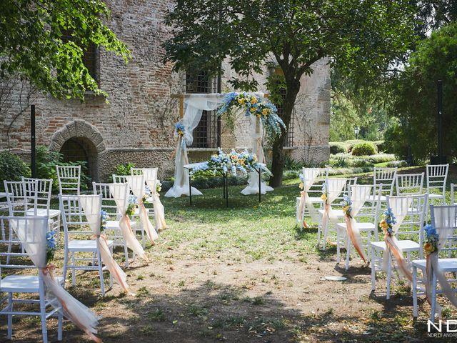 Il matrimonio di Davide e Eleonora a Bevilacqua, Verona 2