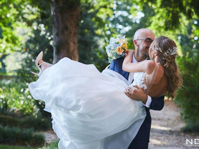 Il matrimonio di Davide e Eleonora a Bevilacqua, Verona 9
