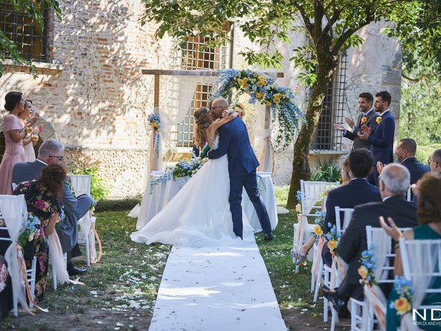 Il matrimonio di Davide e Eleonora a Bevilacqua, Verona 10