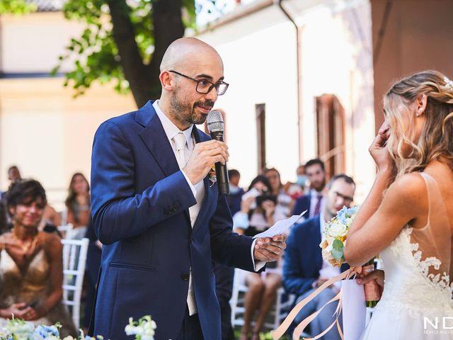 Il matrimonio di Davide e Eleonora a Bevilacqua, Verona 12