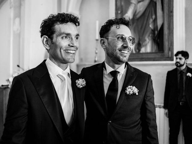 Il matrimonio di Paolo e Letizia a Montescaglioso, Matera 16